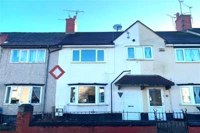 3 Bedrooms Terraced House for rent in Charles Street, Mold