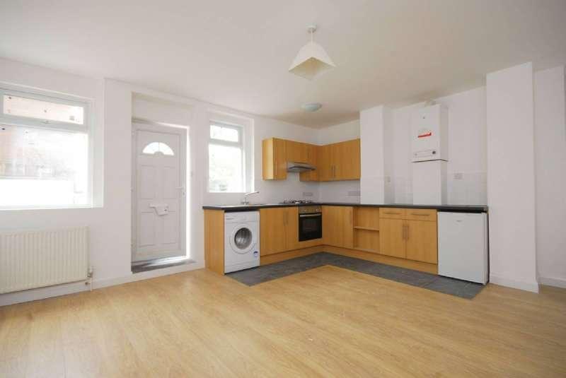 1 Bedroom Flat for rent in Mount View Road, London, N4 4SL
