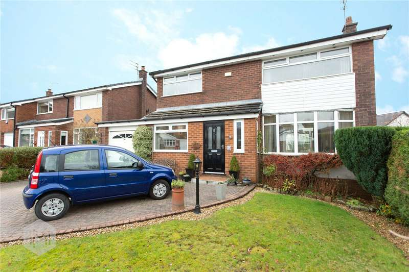 4 Bedrooms Detached House for sale in Avondale Drive, Ramsbottom, Bury, BL0