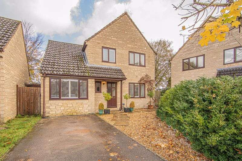 4 Bedrooms Property for sale in May Tree Close Coates, Cirencester