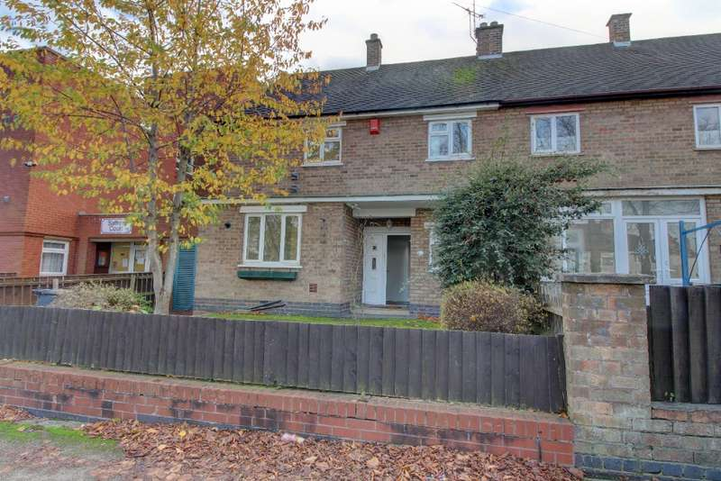 3 Bedrooms Semi Detached House for sale in Southfields Drive, Aylestone, Leicester, LE2 6QS