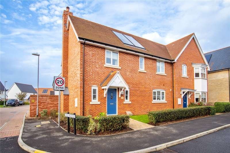 4 Bedrooms Semi Detached House for rent in Thaxted