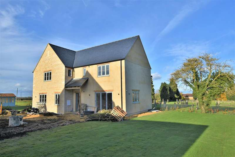 4 Bedrooms Detached House for sale in Church Lane, Helpston, Peterborough