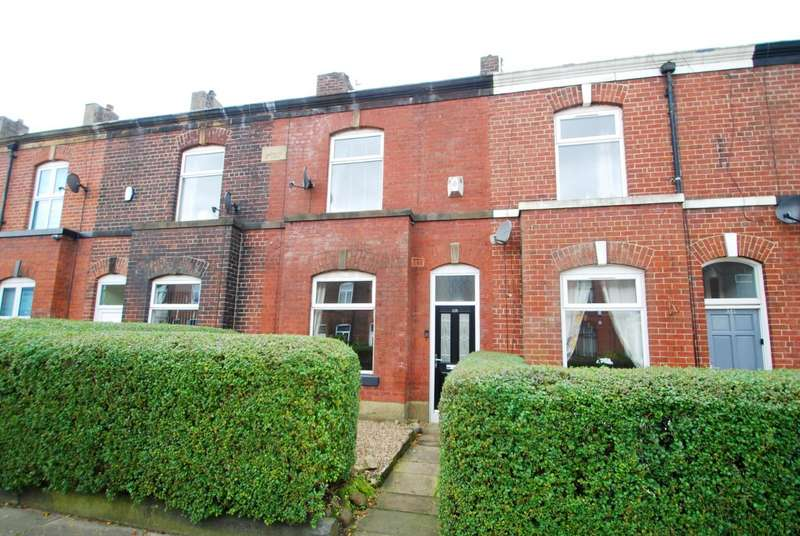 2 Bedrooms Terraced House for sale in Walmersley Road, Bury