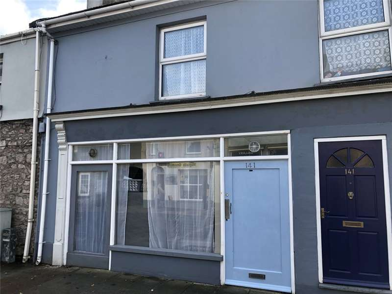 2 Bedrooms Flat for rent in Flat 3, Main Street, Pembroke