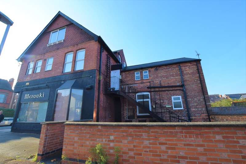 1 Bedroom Flat for rent in Trent Boulevard, West Bridgford, NG2 5BB