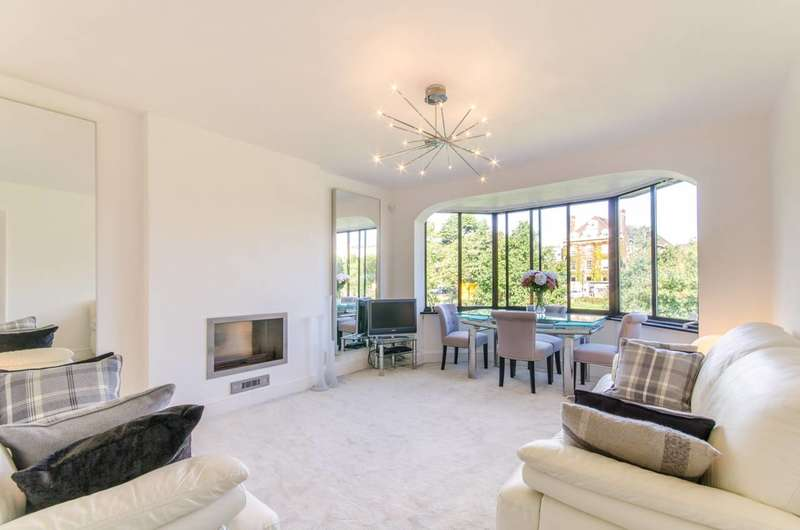 2 Bedrooms Flat for sale in Forest Court, Walthamstow and surrounding areas, E11
