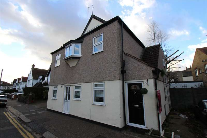 2 Bedrooms Maisonette Flat for rent in Nelson Drive, Leigh-on-Sea, Essex, SS9