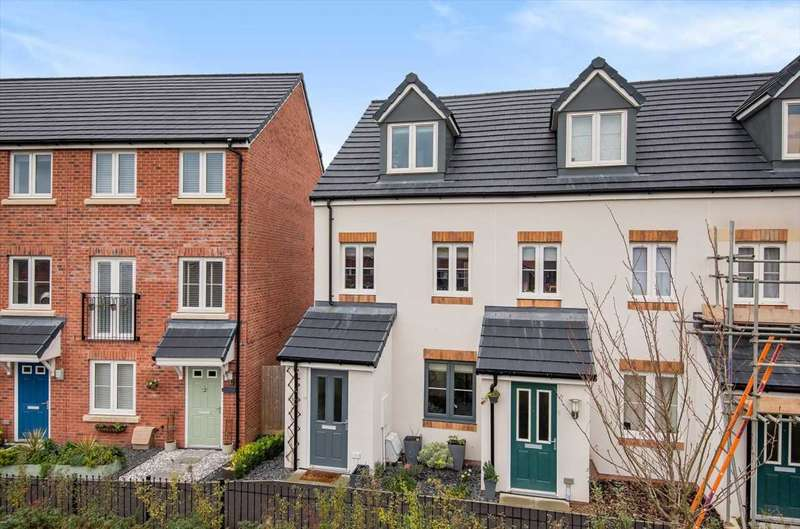 3 Bedrooms End Of Terrace House for sale in Saddle Way, Picket Twenty, Andover