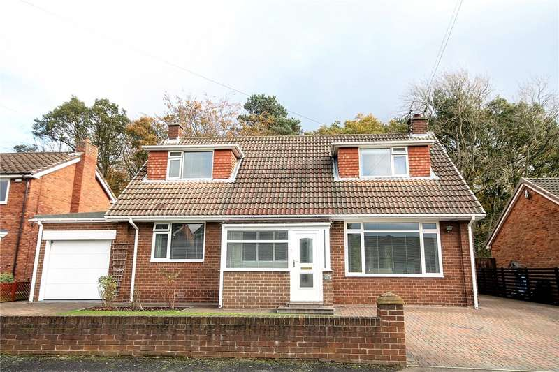 3 Bedrooms Detached House for sale in Woodlands, High Rickleton, Washington, NE38