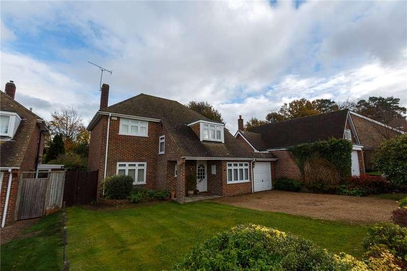 4 Bedrooms Detached House for sale in Newlands, Langton Green, Tunbridge Wells, TN3