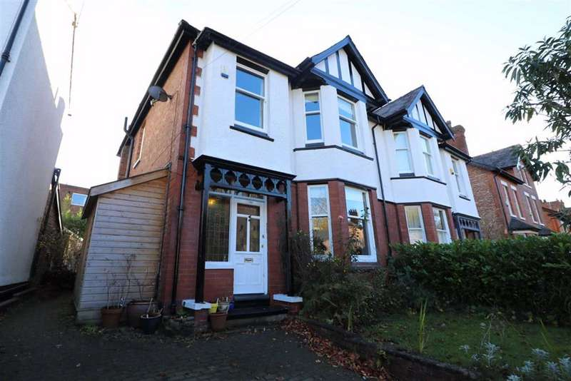 3 Bedrooms Semi Detached House for sale in Fog Lane, Didsbury, Manchester, M20