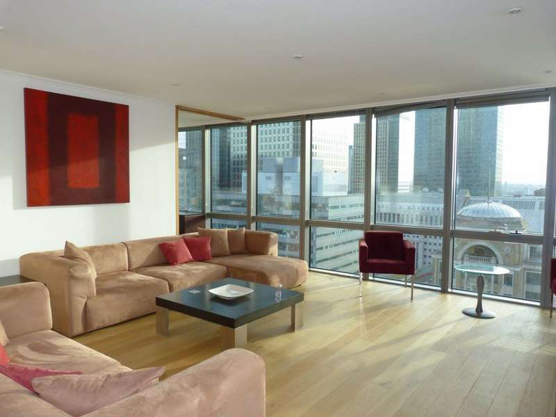 2 Bedrooms Flat for rent in West India Quay, E14