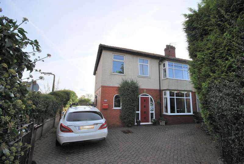 4 Bedrooms Semi Detached House for sale in Bolton Road West, Ramsbottom, Bury