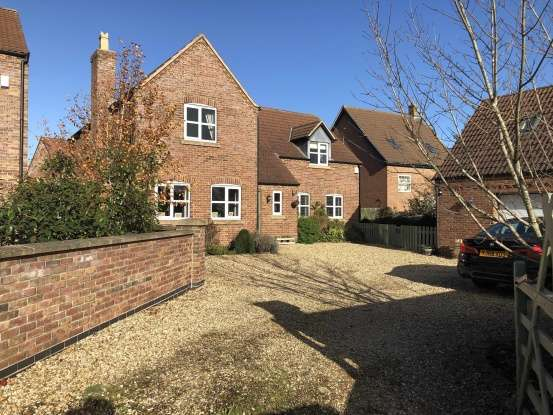 Detached House for sale in Meadow Rise, Gainsborough, Parts Of Lindsey, DN21 3LT