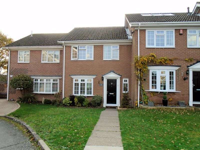3 Bedrooms Property for sale in Templemere, Fareham