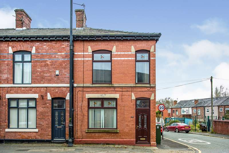 3 Bedrooms End Of Terrace House for sale in Darlington Street East, Wigan, Greater Manchester, WN1