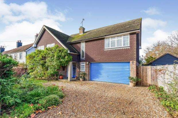 4 Bedrooms Detached House for sale in Rudgwick, Horsham, West Sussex