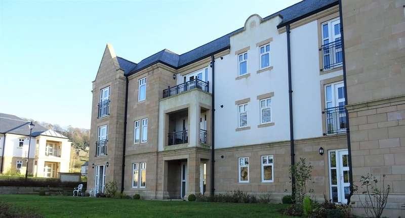 2 Bedrooms Flat for sale in St. Elphins Park, Darley Dale, Matlock