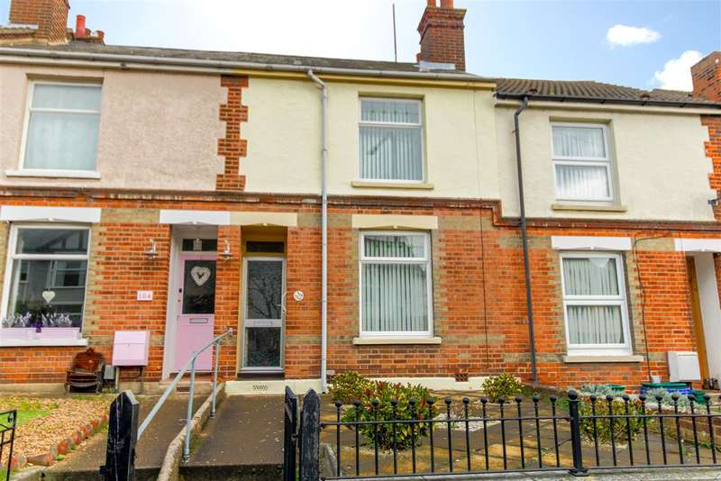 2 Bedrooms Terraced House for sale in Old Heath Road, Old Heath, Colchester co1
