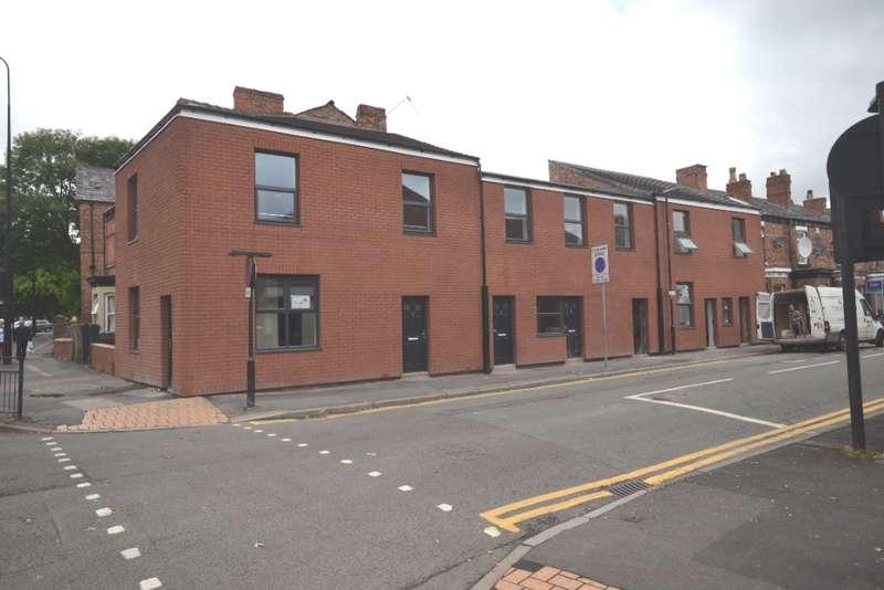 1 Bedroom Studio Flat for rent in Hilton Street, , Wigan, WN1 1XG