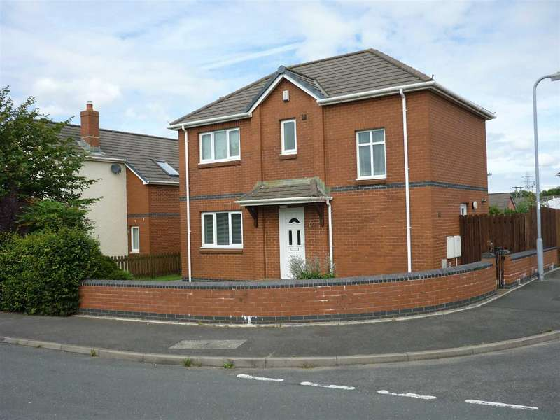 3 Bedrooms Detached House for rent in Wentworth Park, Stainburn, Workington