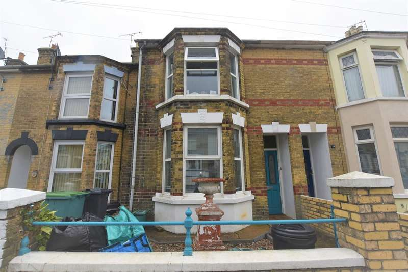 3 Bedrooms Terraced House for rent in Pelham Road, Cowes