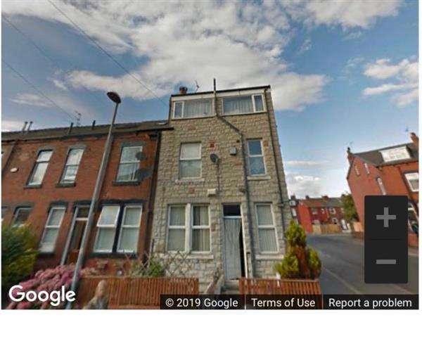 3 Bedrooms Terraced House for rent in Euston Mount, Leeds