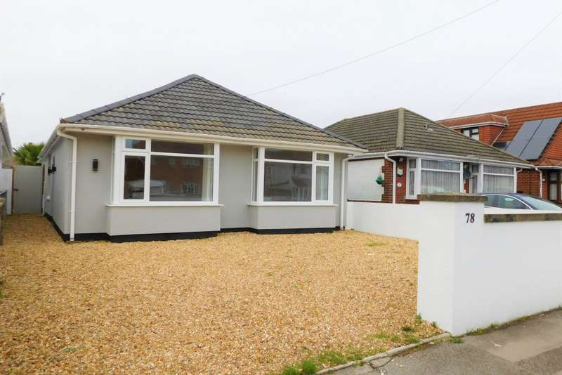 3 Bedrooms Bungalow for rent in Coles Avenue, Hamworthy, Poole, BH15