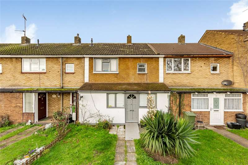 Terraced House for sale in Waldegrave, Basildon, SS16