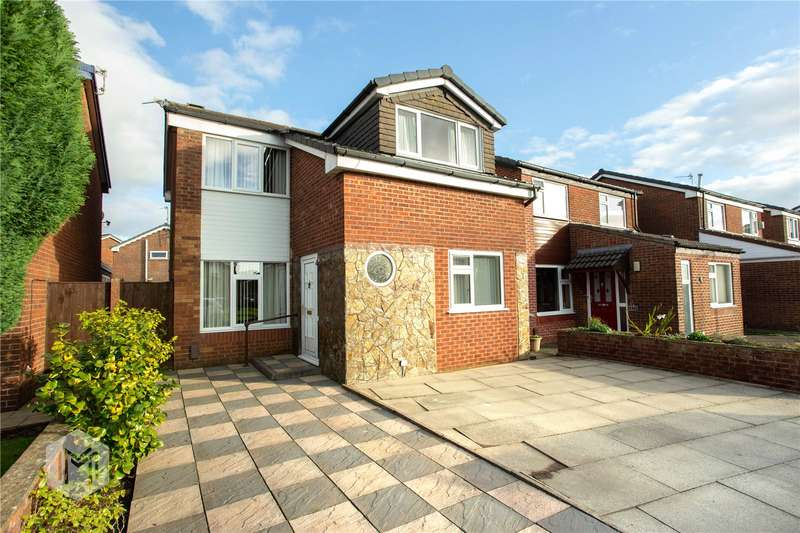 4 Bedrooms Detached House for sale in Greenbarn Way, Blackrod, Bolton, Greater Manchester, BL6