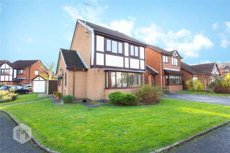 3 Bedrooms Detached House for sale in Astley Hall Drive, Ramsbottom, Bury, BL0