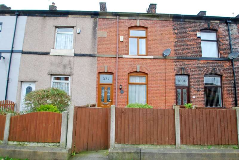3 Bedrooms Terraced House for sale in Walmersley Road, Limefield, Bury