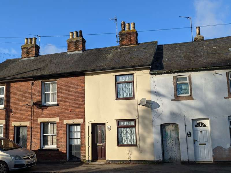 2 Bedrooms End Of Terrace House for rent in Long Melford, Sudbury