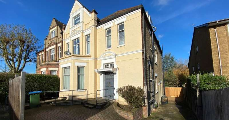 7 Bedrooms Semi Detached House for sale in Sidcup Road, Mottingham, London, SE9 4ET