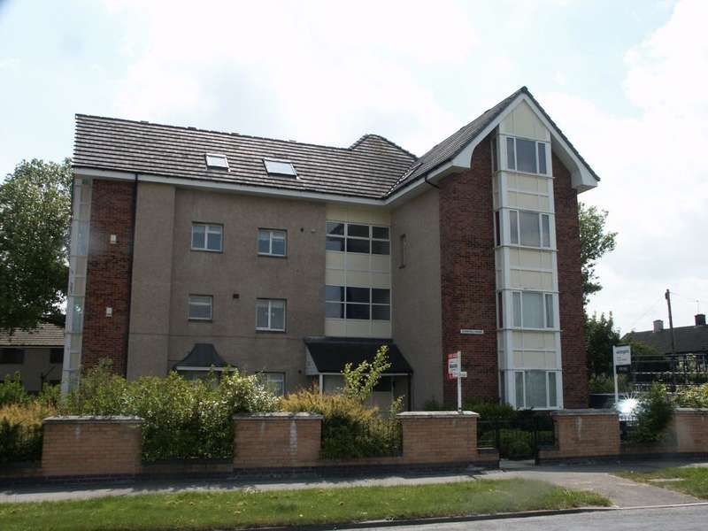 2 Bedrooms Apartment Flat for rent in Churchill House, Tyersal Lane, Bradford, West Yorkshire, BD4