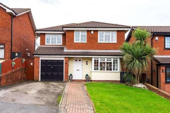 4 Bedrooms Property for sale in Barford Close, Skelmersdale