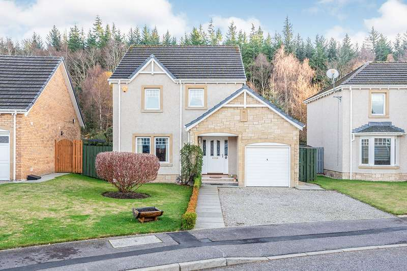 4 Bedrooms Detached House for sale in Moray Park Wynd, Culloden, IV2