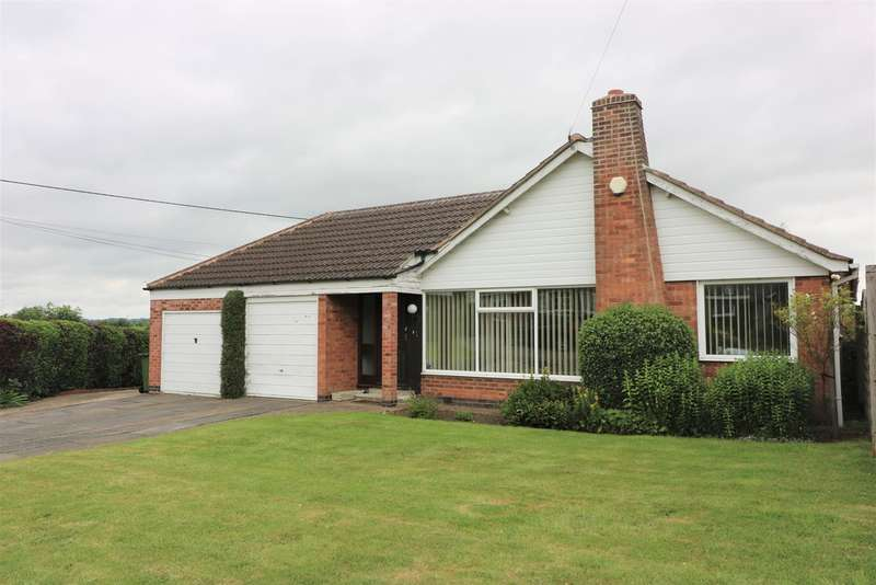 3 Bedrooms Detached Bungalow for rent in Hunters Rise, Kirby Bellars