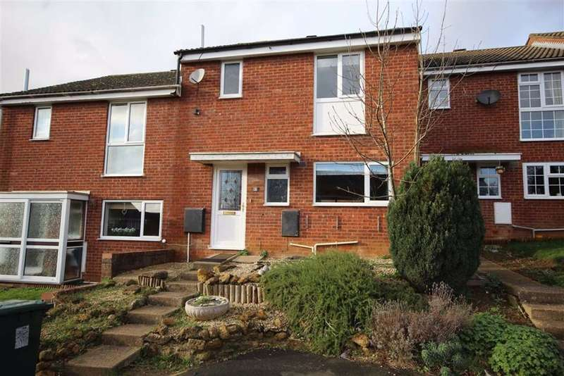 3 Bedrooms Terraced House for rent in Angus Close, Banbury, Oxon, OX16