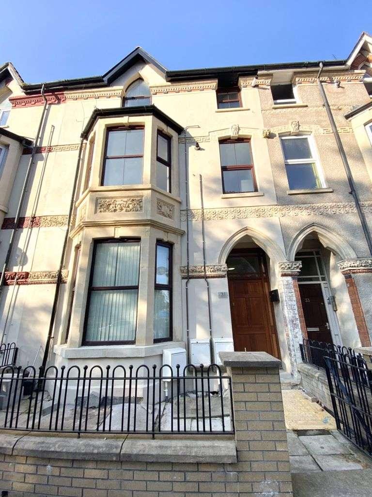 1 Bedroom Flat for rent in Fitzhamon Embankment, 1 bedroom