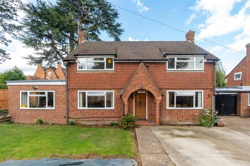 4 Bedrooms Detached House for sale in Pippin Cottage, 77 A New Dover Road, Canterbury