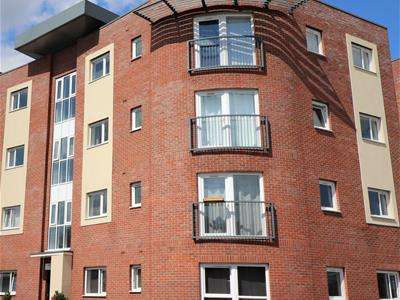 2 Bedrooms Flat for rent in Princes Way, Bletchley, Milton Keynes