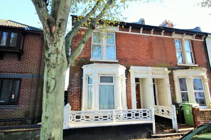 5 Bedrooms Terraced House for sale in Frensham Road, Southsea