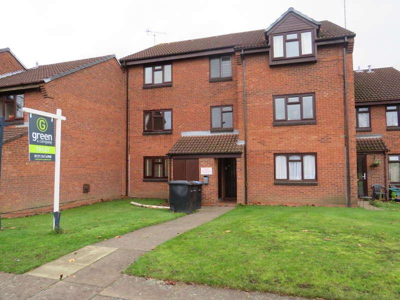 1 Bedroom Flat for rent in Littlecote Drive,Erdington,Birmingham