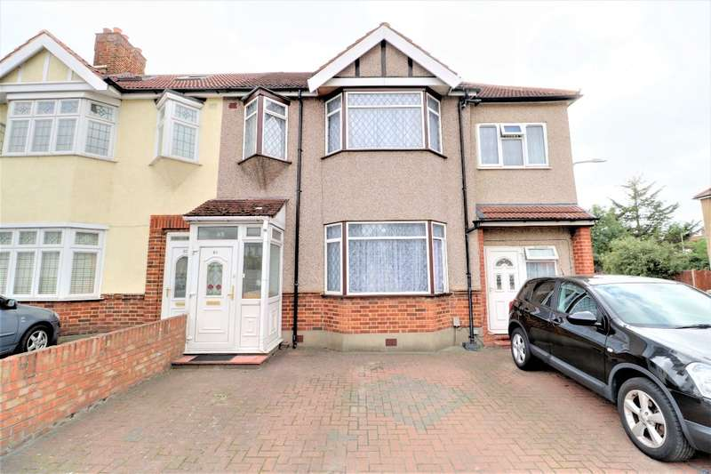 6 Bedrooms Semi Detached House for sale in Chadwell Heath Lane, Romford