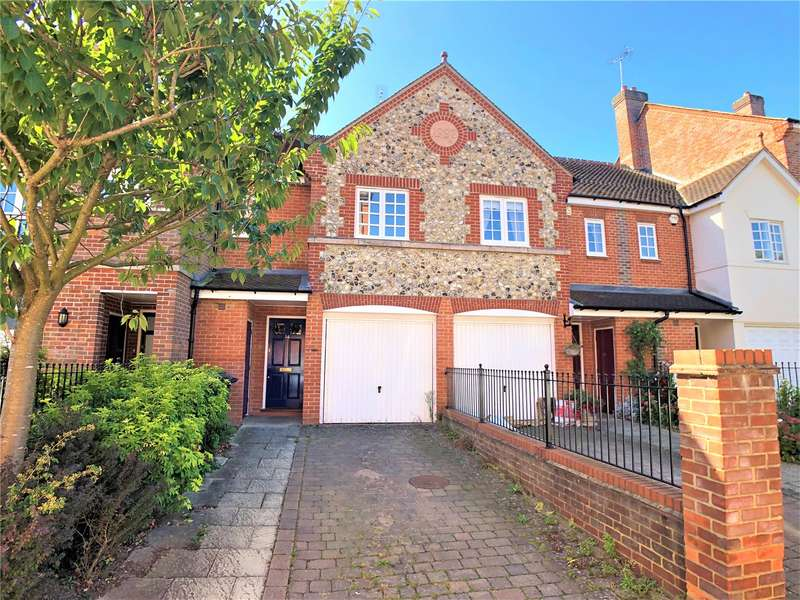 3 Bedrooms Terraced House for rent in Barley Way, Marlow, Buckinghamshire, SL7