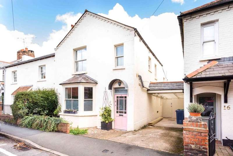 3 Bedrooms Semi Detached House for sale in Glade Road, Marlow, SL7