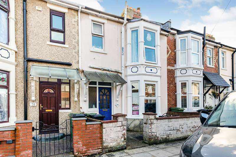 3 Bedrooms House for sale in Maurice Road, Southsea, Hampshire, PO4