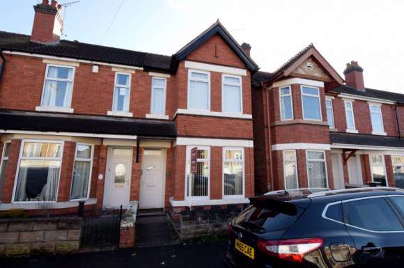 3 Bedrooms Terraced House for rent in 101 Oxford Gardens, Stafford